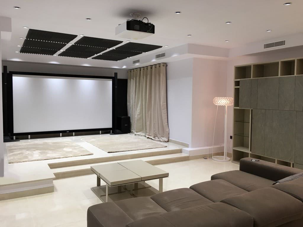 Private Movie Theatre in Alicante