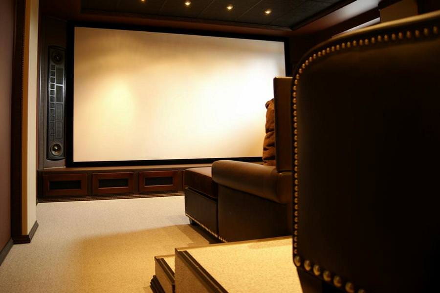 Home Movie Theatre in Saint Petersburg